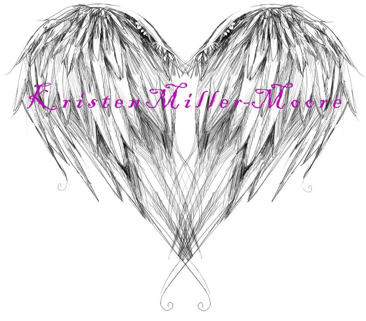 """Really love this for my tattoo for grandma and Hannah. I'm thinking on my side with the quote """"Always on my mind, Forever in my heart"""" with it."""