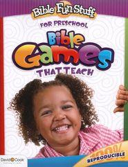 Preschool Bible Games