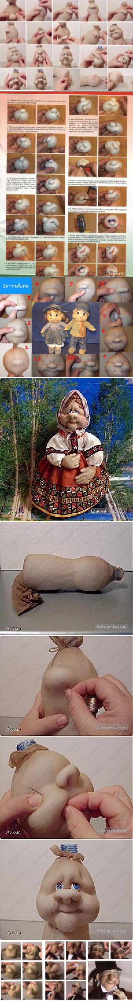 Чулочные куклы своими руками мастер класс видео — Travmacenter.ru