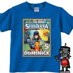 33 best images about slugterra on pinterest toys for Custom shirts fast delivery