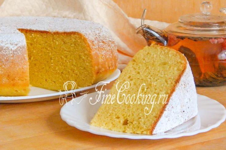 Кукурузный пирог в мультиварке