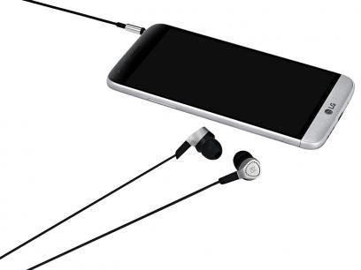 Fone de Ouvido Intra-Auricular H3 by B&O Play - LG com as melhores condições você encontra no Magazine Gatapreta. Confira!