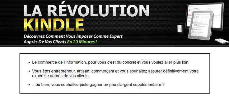 La révolution Kindle