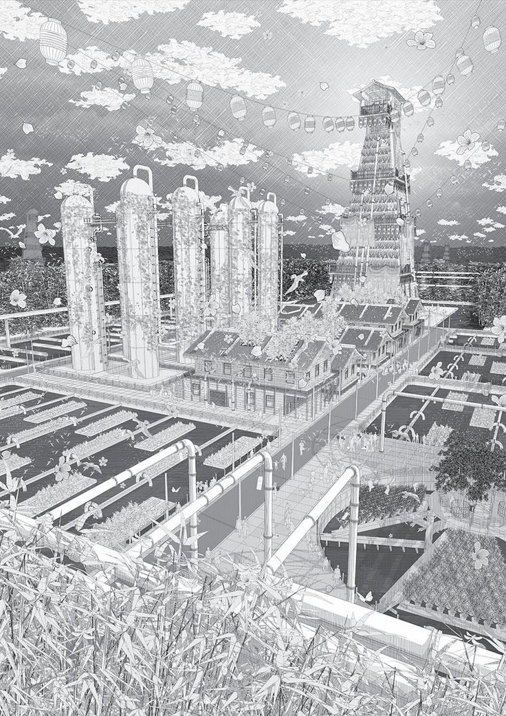 Credit | student: Jason Lamb | university: The Bartlett School of Architecture, UCL | location: London, UK | degree: MArch | advisor: CJ Lim and Bernd Felsinger | project title: FRACKPOOL: The Legacy of Hydraulic Fracturing in Blackpool