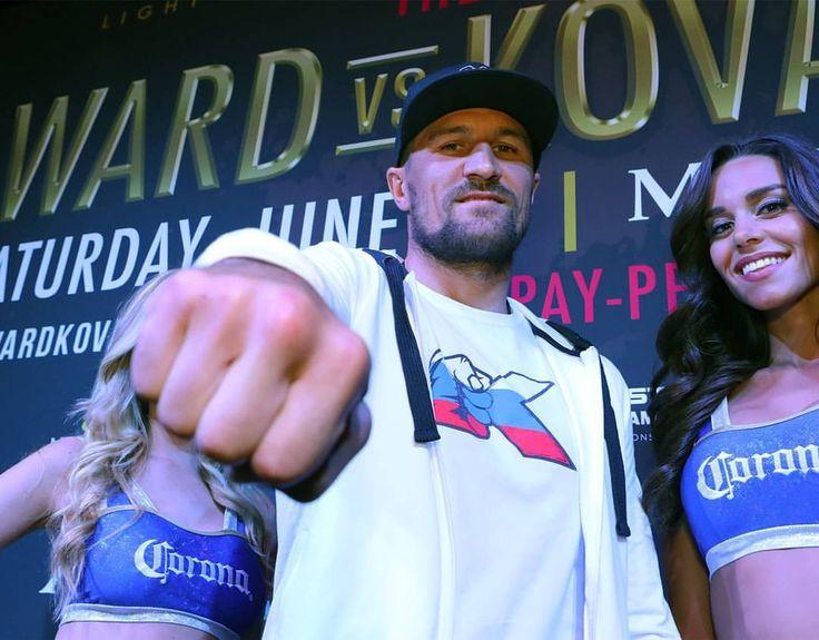 Video: HBO Boxing News: Sergey Kovalev Interview #WardKovalev2 #Boxing #Interview #HBO #Krusher