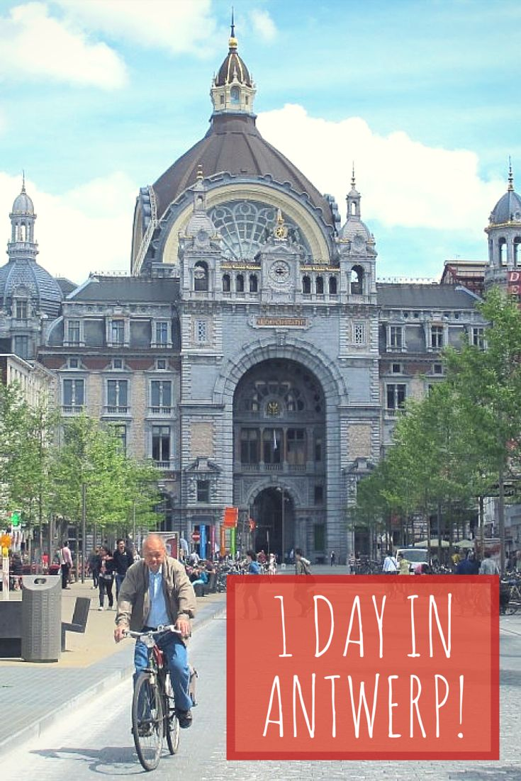 One day in Antwerp is not much bust just enough to visit the highlights. Check out what you have to see and do when you're staying for 1 day in Antwerp.