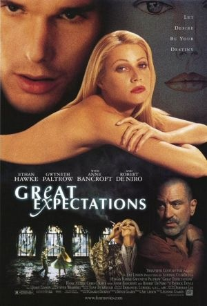 Great Expectations 1998 DVD.jpg/love movies based on classic literature. Again, no where near as good as the book. But I watch films based on the classics. ❥-Mari Marxuach Parrilla