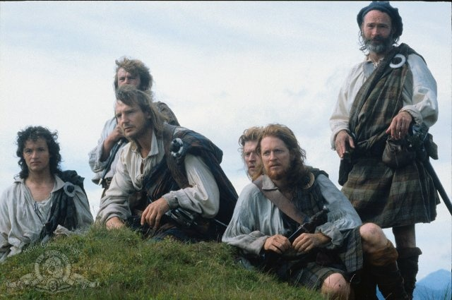 Clan MacGregor from the film Rob Roy
