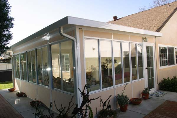Big Patio Enclosure Design