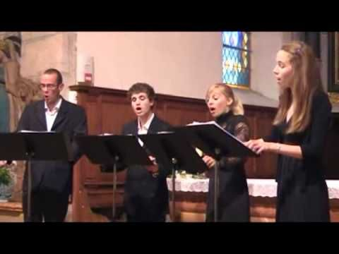 Cantique de Jean Racine - Ensemble Sottovoce - YouTube