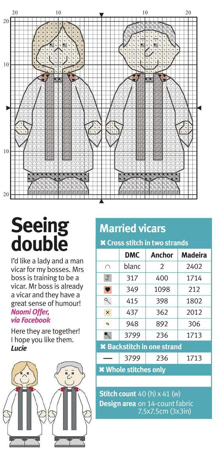 Two vicars