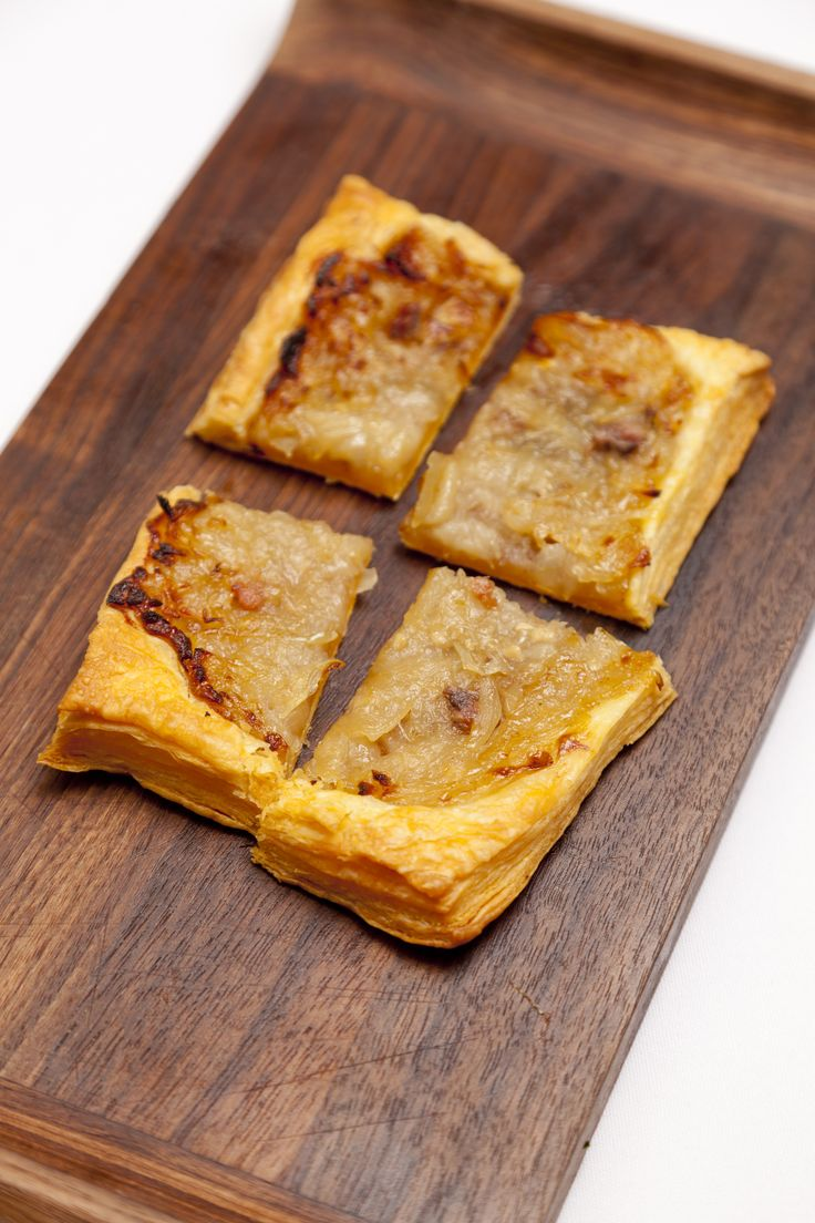 One of the legends of rustic French cuisine, Pierre Koffmann, shares his definitive take on pissaladière - France's answer to pizza. The key to this classic pissaladière recipeis to cook the onions carefullly, ensuring they are sweet and tender.