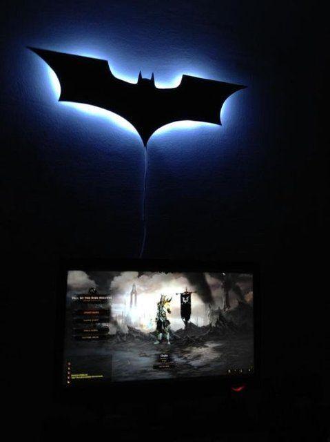 Fancy - Batman Wall Lamp