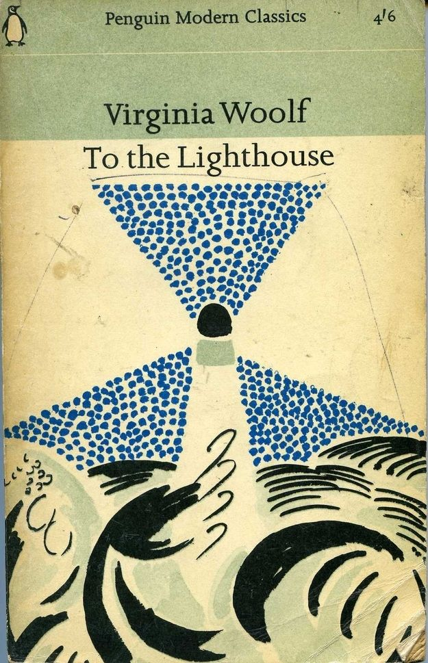 To the Lighthouse by Virginia Woolf (1927)