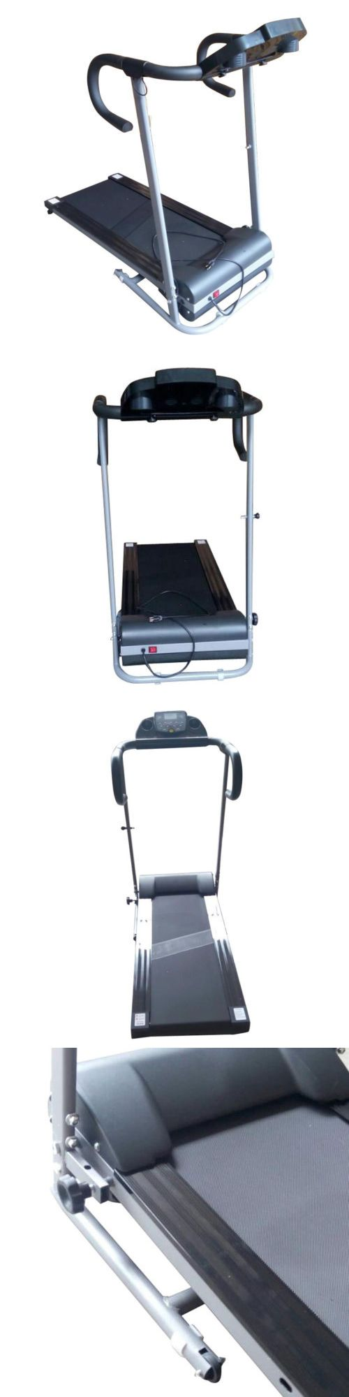 Treadmills 15280: Folding 500W Electric Treadmill Power Motorized Jogging Running Machine BUY IT NOW ONLY: $172.49