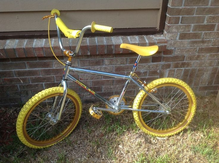 1983 Redline 600a - Survivor - Old Scool Vintage BMX 20in #Redline