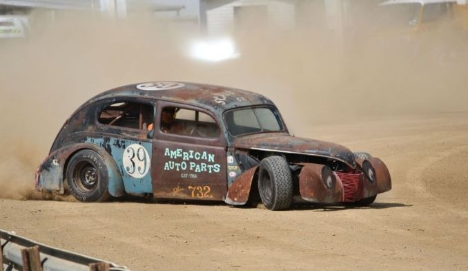 Ford Dirt Track