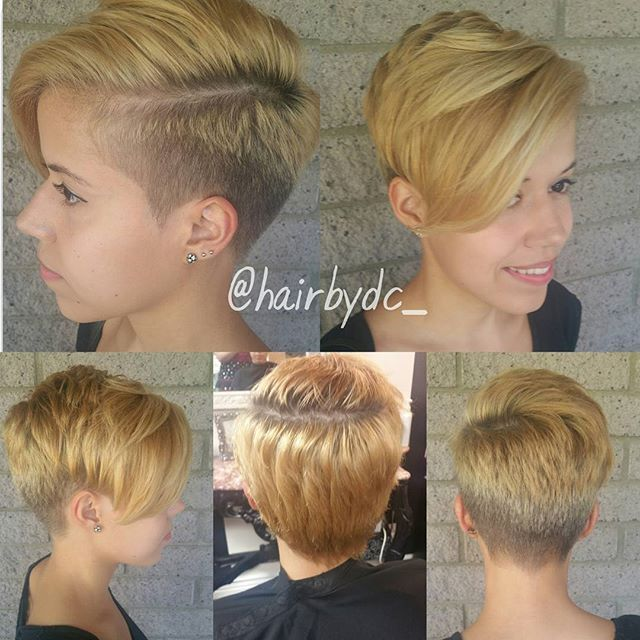 This was a new client I had yesterday I asked her how she was refered and she replied pinterest!! Some how a picture from my instagram ended up on there and she wanted the same haircut… Woo hoo I had to take a moment becasue I thought that was so...