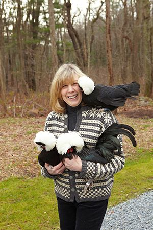 Jan Brett, children book illustrator - her chickens!: Backyard Chicken, Children'S Books, Books Author, Wonder Books, Books Illustrations, Brett Chicken, Animals Fowl, Children Books, Chickens Roost