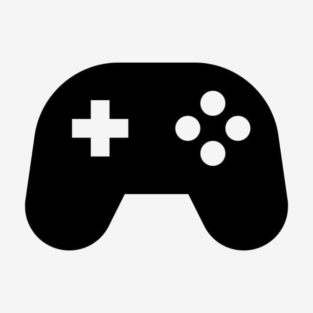 Game Control Glyph Icon Vector Game Icons Control Icons Controller Clipart Png And Vector With Transparent Background For Free Download Glyph Icon Glyphs Vector Game