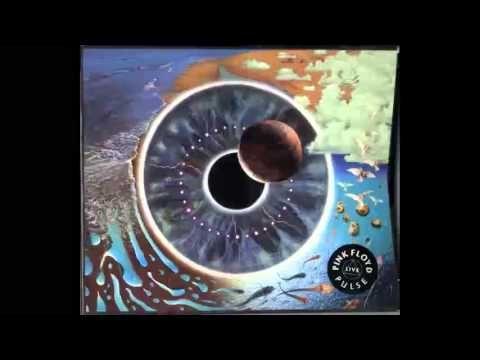 Pink Floyd. Disc 1.  Pulse Concert. 1994. Fantastic.