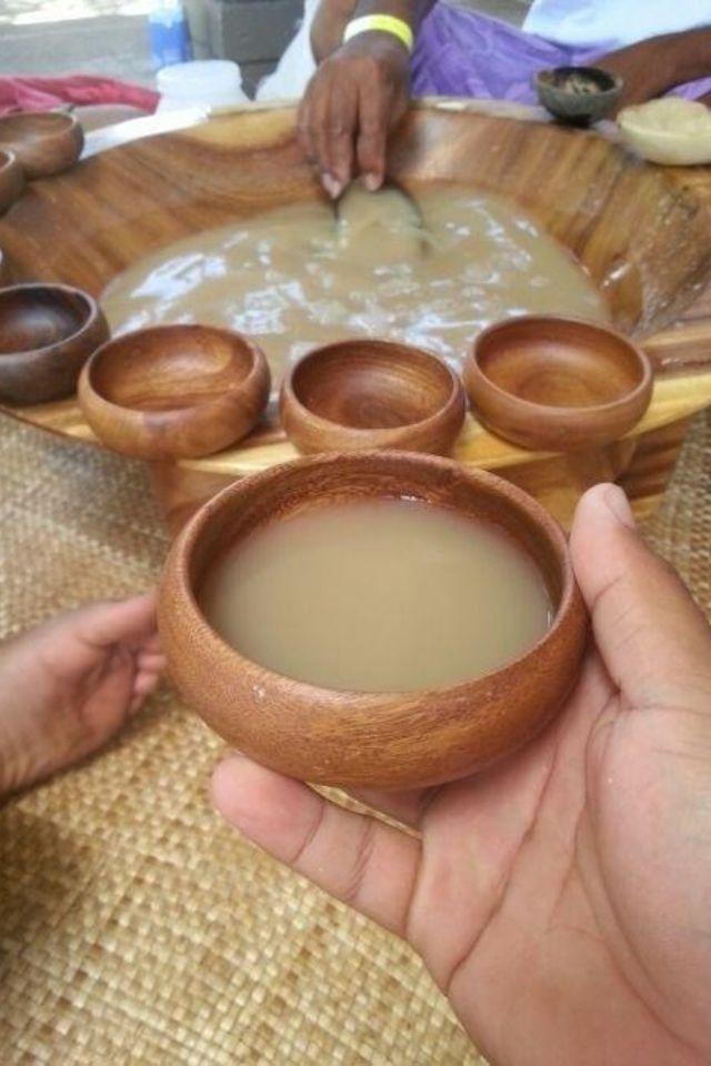 Kava drink - Hairmilk