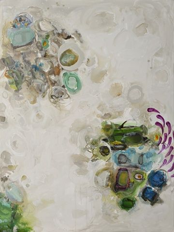 """Casey Matthews     """"At A Snails Pace""""     30x40      Available from Stellers Gallery in Ponte Vedra Beach, FL.  www.stellersgallery.com: Casey Matthew, Paintings Ideas, Abstract Art, Art Inspiration, Mixed Media, Bridge Vedra, Bold Abstract, Art Sake, Art Pieces"""