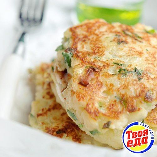 Картофельные оладьи с сыром - порадуйте себя отличным завтраком!