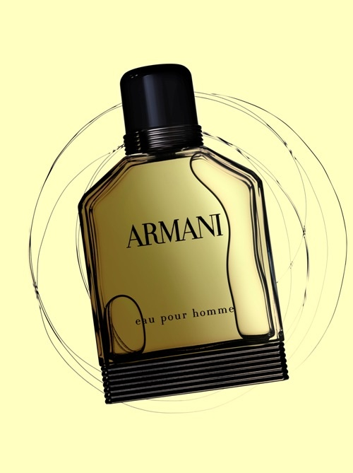 IN THE ISSUE: Follow The Scent - Bergamot | Giorgio Armani, Eau Pour Homme