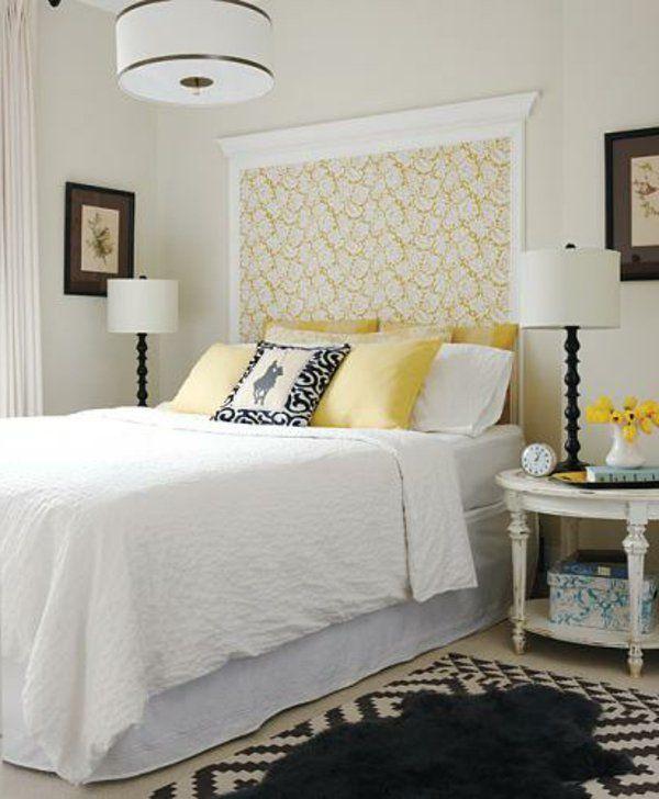 hier sind 153 coole ideen fr bettkopfteile das kopfteil ist wahrscheinlich das wichtigste dekorationselement jedes schlafzimmers - Hausgemachte Kopfteile Fr Betten