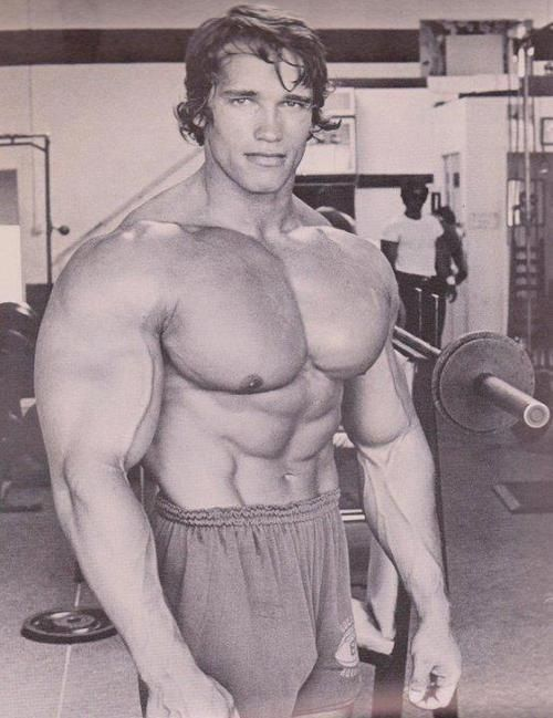 Arnold Schwarzenegger, is not a bodybuilder anymore, but