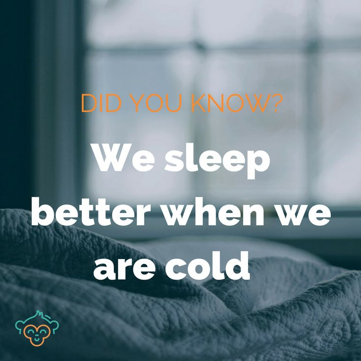 """Research from the Center for Chronobiology shows that a drop in your core temperature triggers your body's """"let's hit the sack"""" systems: http://time.com/3602415/sleep-problems-room-temperature/ #sleep #winter #healthfacts #wellbeing #didyouknow #didyouknowfacts #LifeBuddi"""
