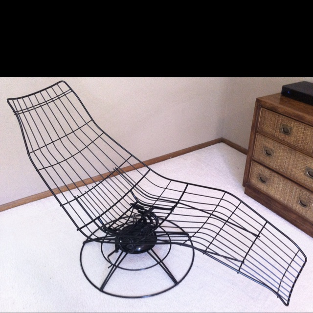 Just got my vintage homecrest siesta lounge chairs back from sandblasting  and powder coating  They  Vintage Patio FurnitureChair. Homecrest Patio Furniture  a collection of Other ideas to try