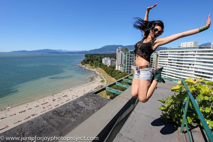 Aliyah O'brien   JUMP FOR JOY! Photo ...