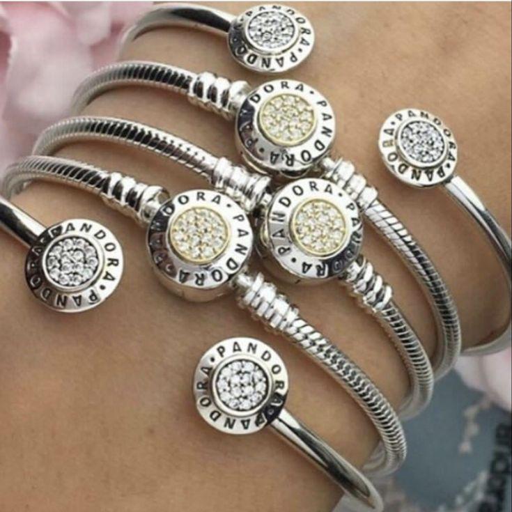 Pandora open bracelet