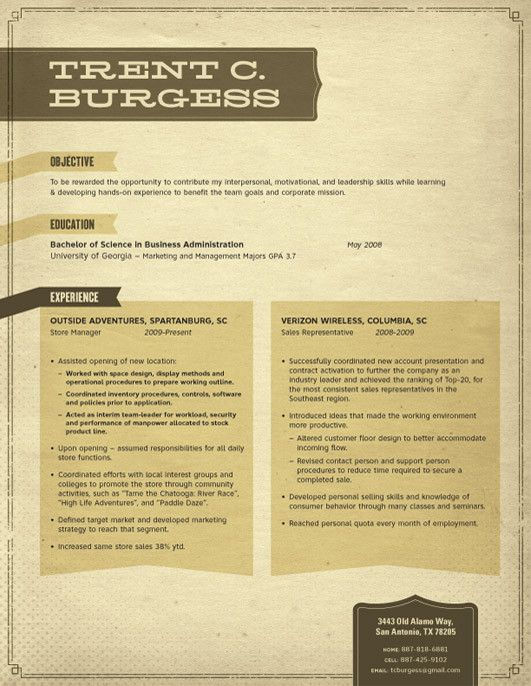 223 best Resume Building images on Pinterest Other, Graphic art - good resume builders