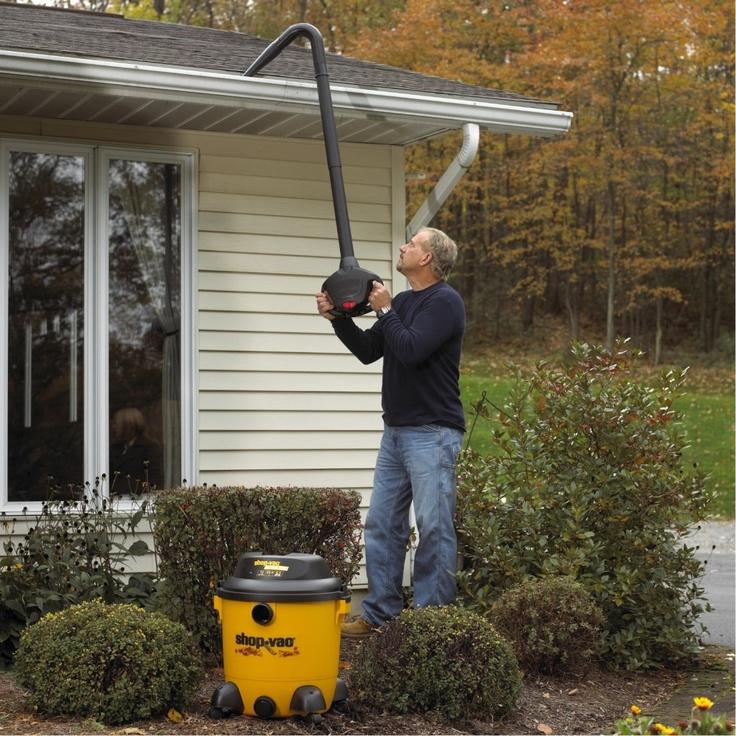 55 best gutter cleaning tools images on pinterest gutter shop vac 9633400 65 horse power leaf blower attachment httpguttercleaningtools dry vacuumsgutter cleaningcleaning solutioingenieria Images