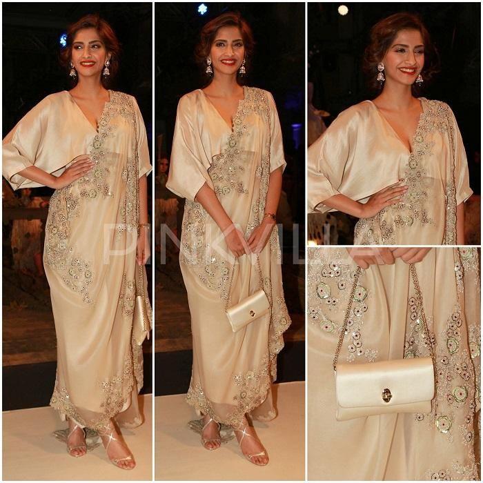 Celebrity Style,anamika khanna,sonam kapoor,India Couture Week 2016,ICW 2016,Rhea Kapoor