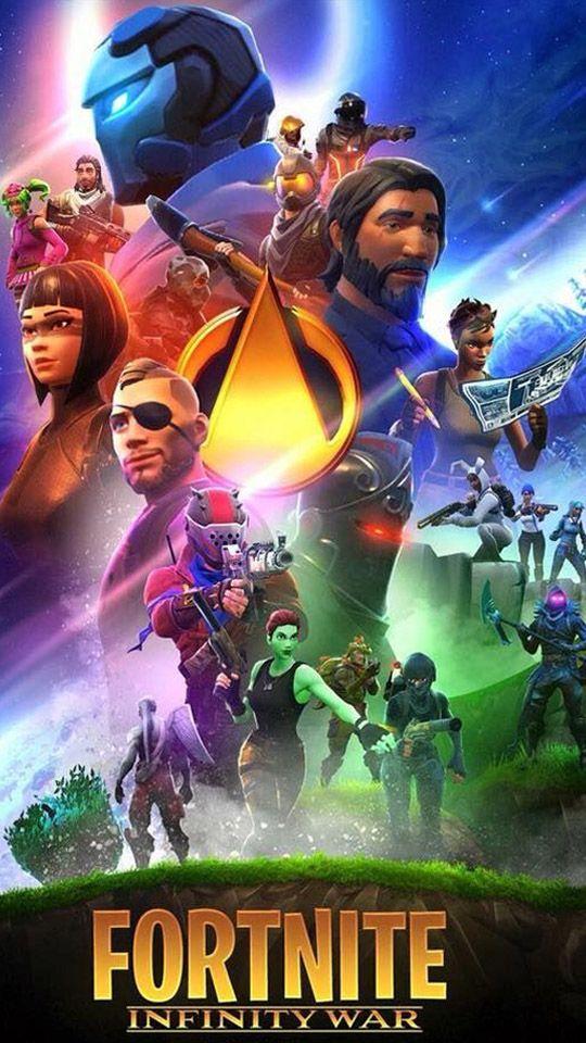 fortnite wallpapers 1 Epic games fortnite, Video game