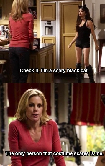 Haley & Claire - 'Modern Family'
