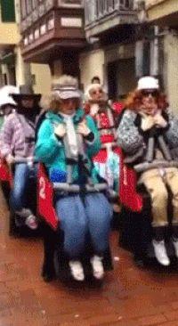Voorbeeld kostuum Achtbaan