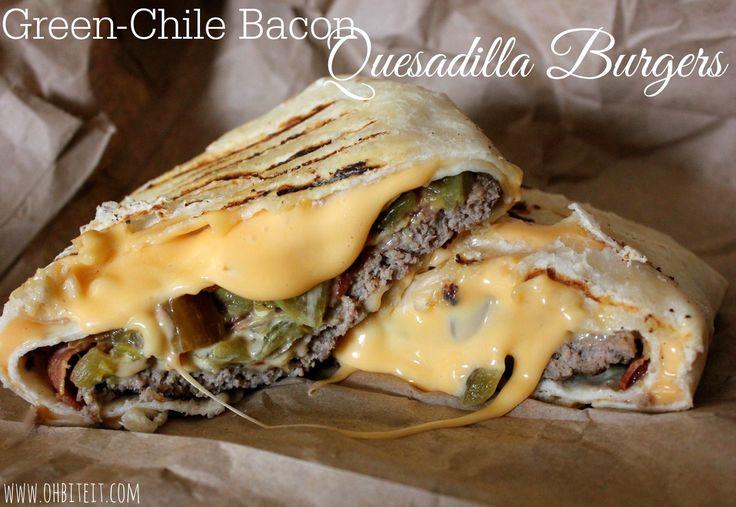 The 25+ best Quesadilla burgers ideas on Pinterest ...