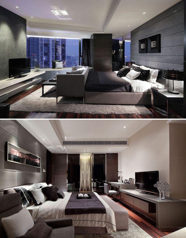Luxury Bedroom Design By Steve Leung Hk