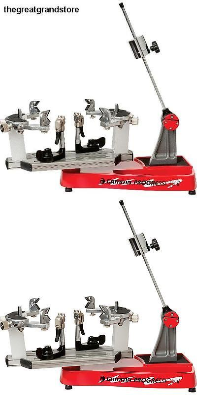 Other Tennis 2917: Progression Ii 602Fc Tennis Stringing Machine Drop Weight Mechanism Base Tool -> BUY IT NOW ONLY: $989.99 on eBay!