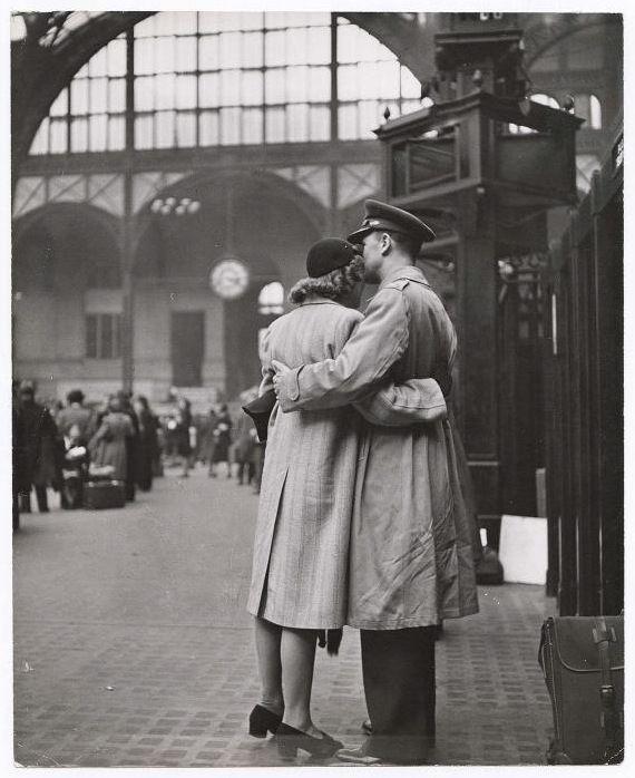 Photo by Alfred Eisenstaedt 1944