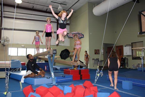 Old Pueblo Gymnastics Summer Camps