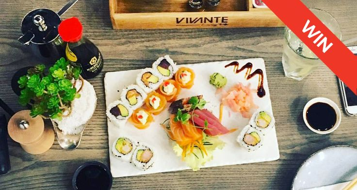 Win lunch for four at Vivante, plus a VIP movie experience