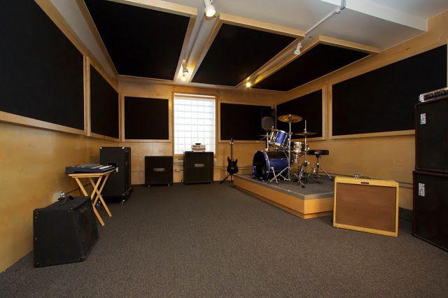 Music Studio In A Garage Furniture Home Music Rooms Home Studio Music Music Studio