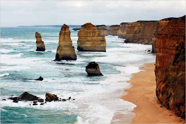 Great Ocean Road. Credit: Andrew Quilty for The New York Times