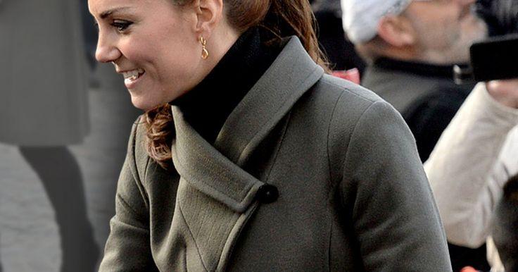 Kate tauschte für eine Reise nach Wales, ihre schicken Kleider gegen ein rustikales Country-Outfit und traf damit voll ins Schwarze.